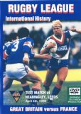 1990 FRANCE BEAT GREAT BRITAIN